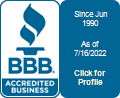 Pension Benefit Information, Inc. is a BBB Accredited Pension & Profit Sharing Plan in San Rafael, CA