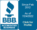 Metropolitan Van & Storage Inc. is a BBB Accredited Mover in Benicia, CA